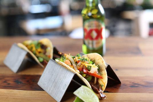 Beef Fajita Taco - Happy Taco Bar