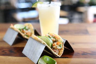 Blazin' Shrimp - Happy Taco Bar