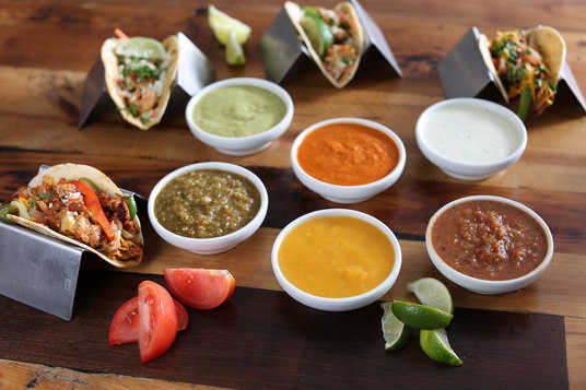 Homemade Salsas - Happy Taco Bar