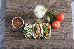 Triple Tacos & Margarita - Happy Taco Bar