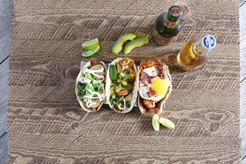Triple Tacos & Beer - Happy Taco Bar