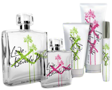 BEVERLY HILLS FRAGRANCE