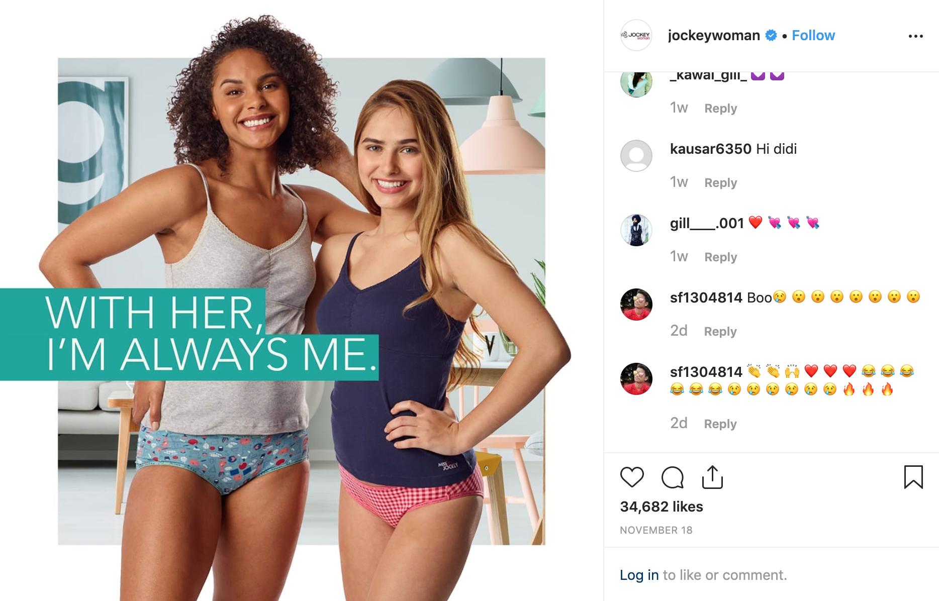 Miss Jockey 2019 Campaign