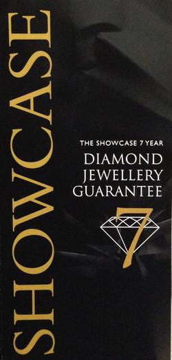 7 Year Diamond Guarantee