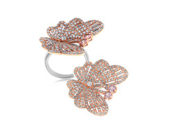 Butterfly Cocktail Ring