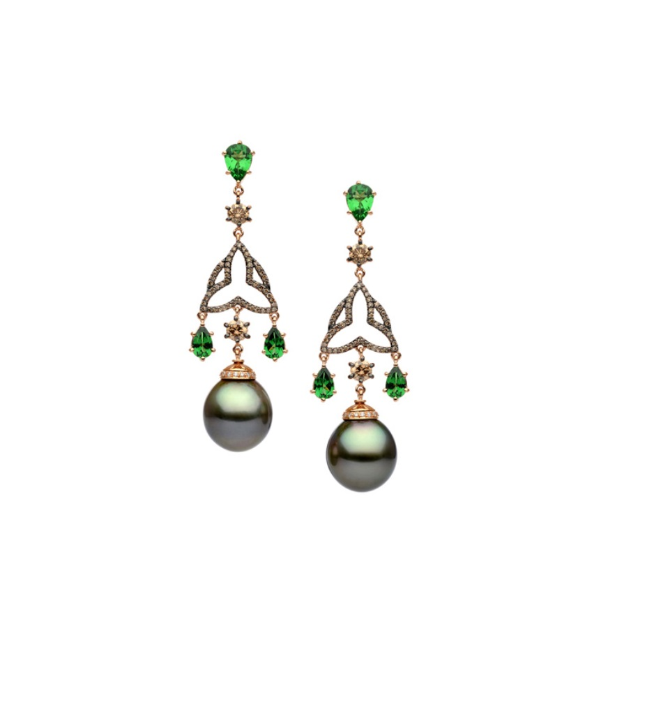 Autore Tahitian Earrings