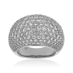 Pave Dress Ring