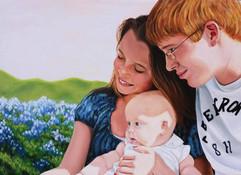 Peyton, Sarah and Anna