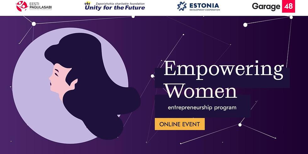 Empowering Women Entrepreneurship Programme