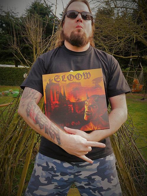 Sloow -Where is God- LP Vinyl