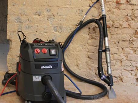 VOGT Staubabsaugung / VOGT Dust suction