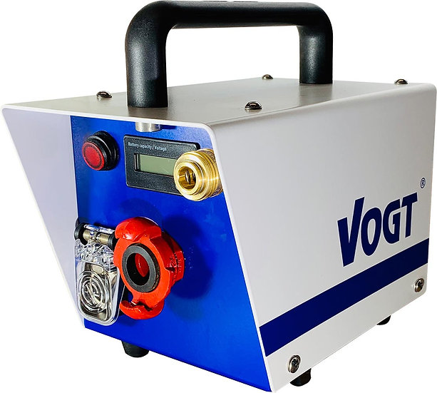 Test VOGT Air Injector