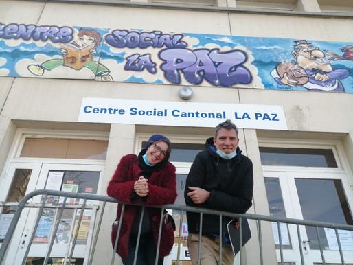 Centre social La Paz à Saint-Jean-en-Royans