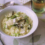 Slow cooker risotto. So good but no can