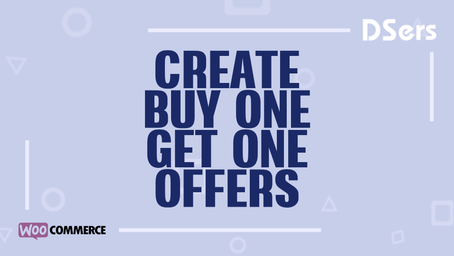 Create Buy One Get One offers