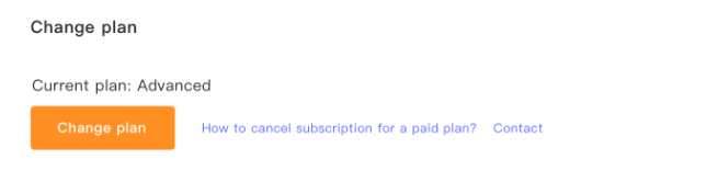How to manage DSers subscription - Change plan - DSers