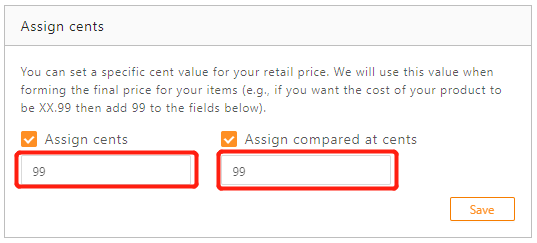 Standard Pricing Rule with DSers - set the number - DSers