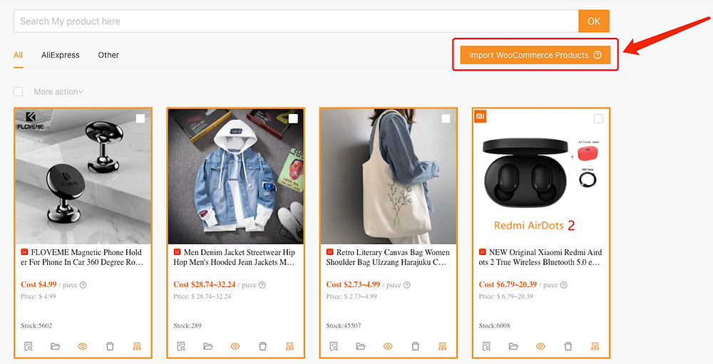Create Bundles of products with Woo DSers - Import WooCommerce Products - Woo DSers