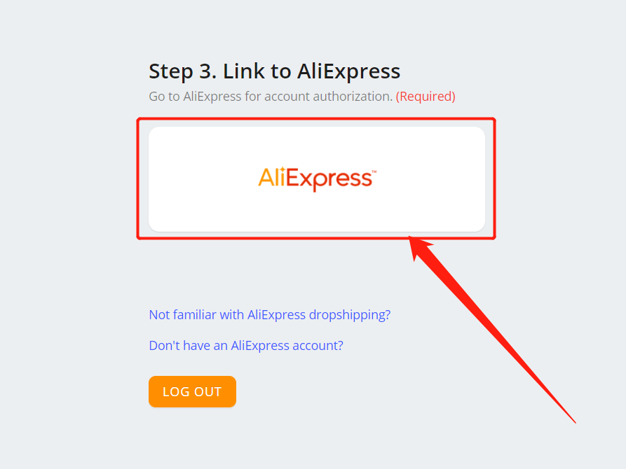 Link your Wix store with Wix DSers - link to AliExpress - Wix DSers