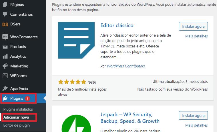 Instalar DSers no WordPress com Woo DSers - 2 - Woo DSers