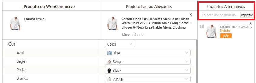 Como mapear meus produtos para o WooCommerce - 18 - DSers