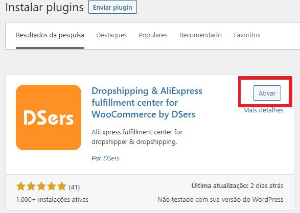 Instalar o DSers no WordPress com Woo DSers - 5 - Woo DSers