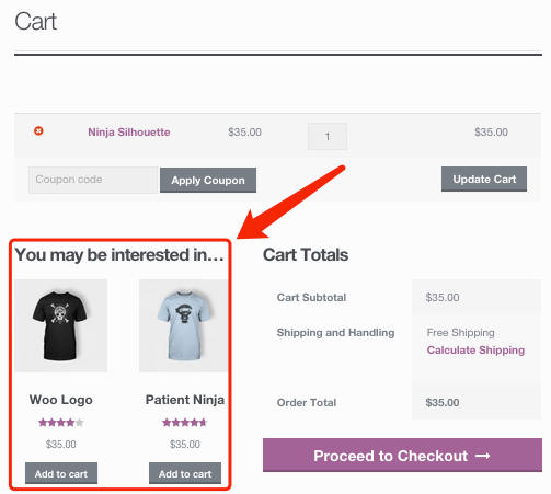 Edit a product on WooCommerce with Woo DSers - Cross-sells display - Woo DSers