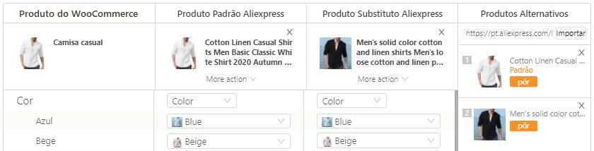 Como mapear meus produtos para o WooCommerce - 29 - DSers