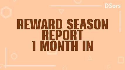 DSers reward season report 1 month.png