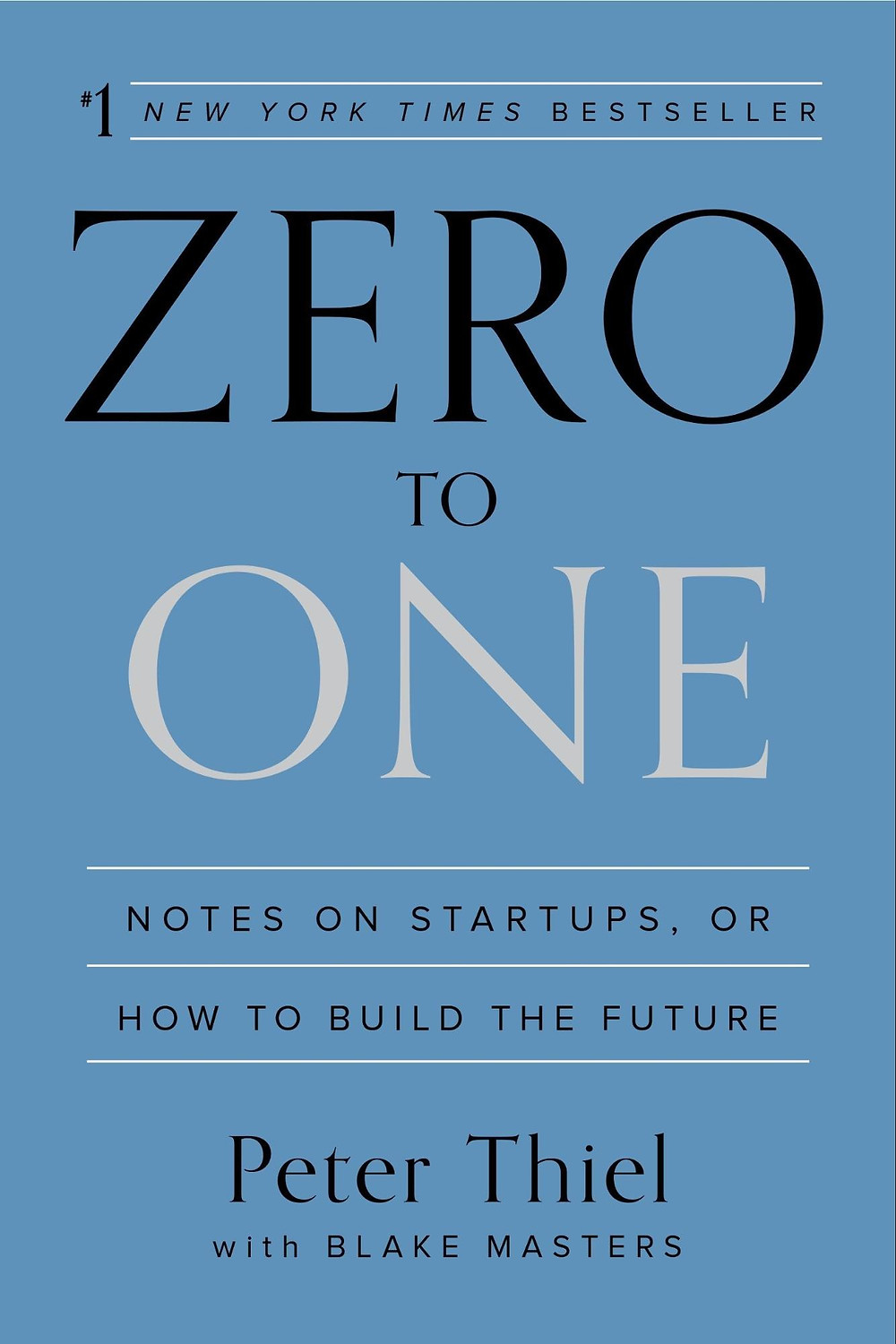 Top 10 Books to Read for the Right Business Mindset - Notes on Startups, or How to Build the Future - DSers