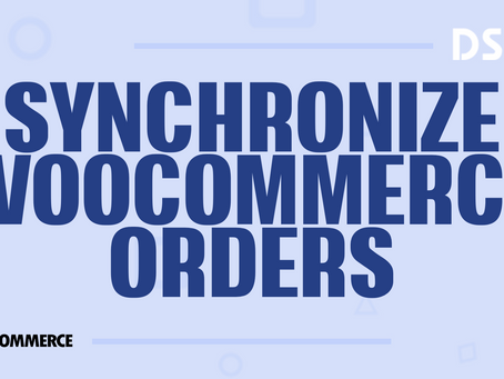Synchronize your store orders