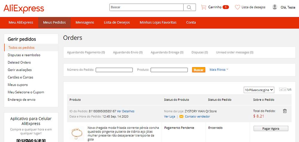 Sincronizar status dos pedidos do AliExpress com Woo DSers - 4 - Woo DSers