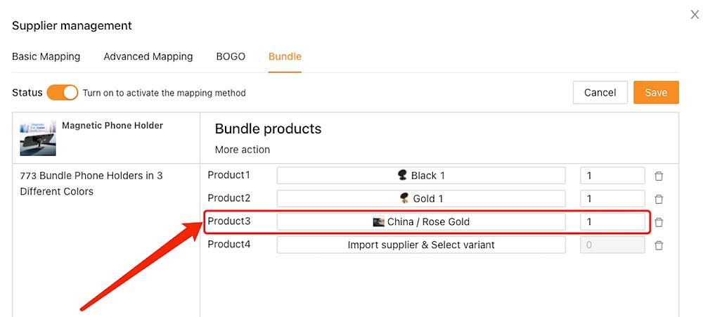 Criar pacotes de produtos com Woo DSers - 33 - Woo DSers