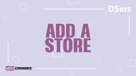 Add a WooCommerce store