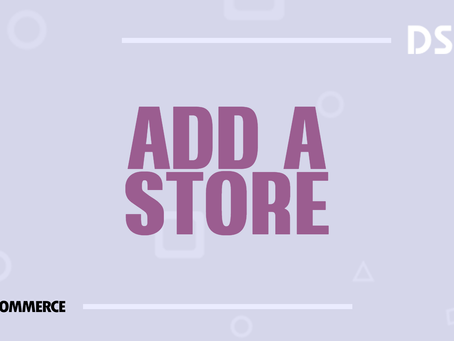 Add a WooCommerce store