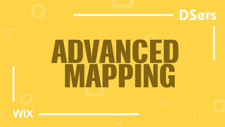 Advanced Mapping