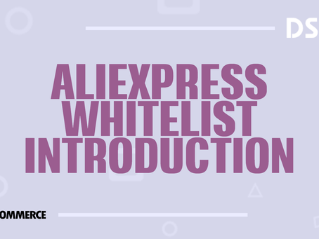 AliExpress whitelist introduction