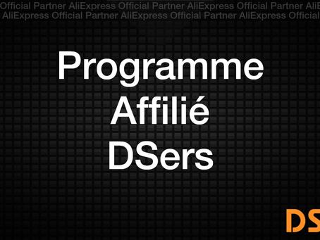 Programme Affilié DSers