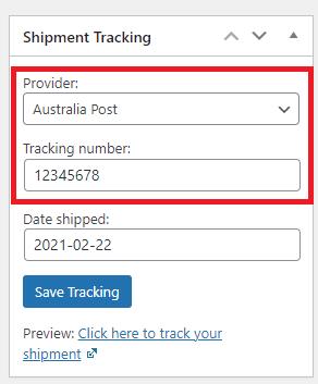 Enviar número de rastreamento manualmente com Woo DSers - 3 - Woo DSers