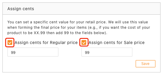Pricing rules with Woo DSers - Assign cents for Regular price and Sale price - Woo DSers