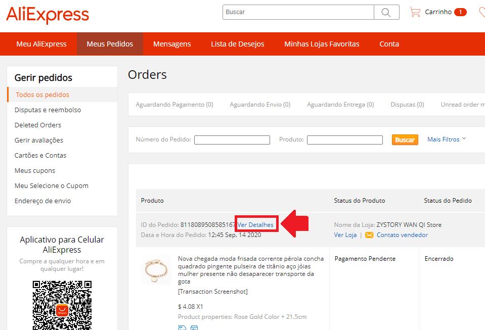 Mensagem padrão para os fornecedores com Woo DSers - 5 - Woo DSers