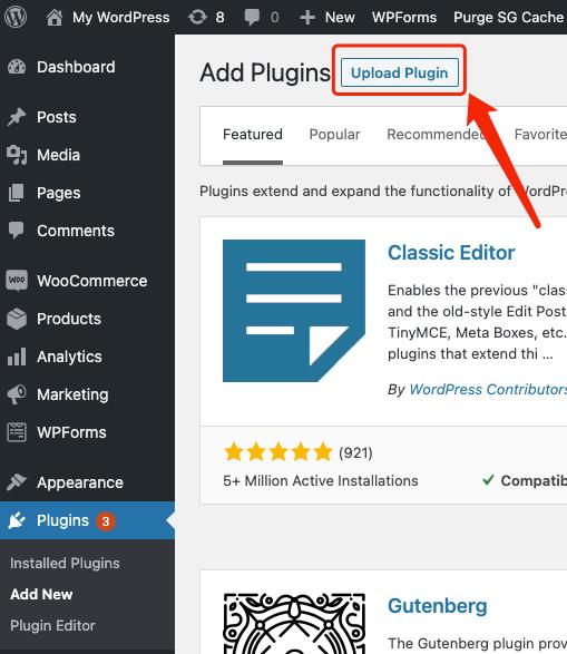 Installer manuellement DSers sur WordPress avec Woo DSers - 3 - Woo DSers