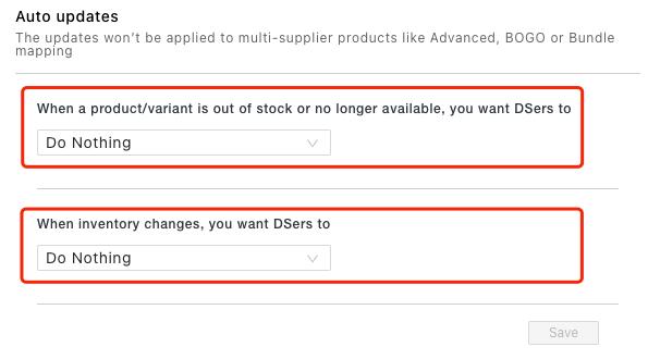 Configurar notificações com Woo DSers - 18 - Woo DSers