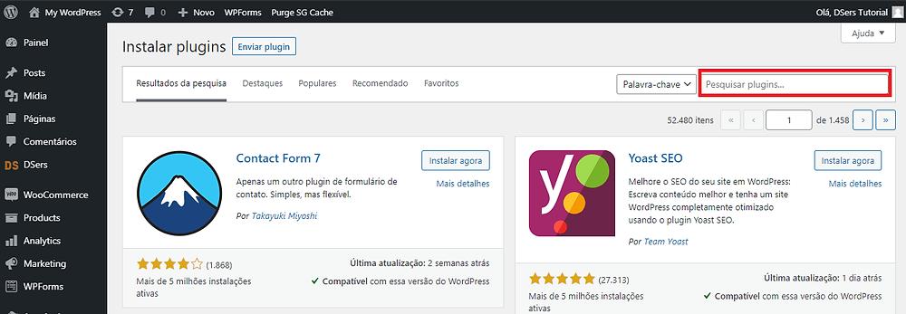 Instalar o DSers no WordPress com Woo DSers - 3 - Woo DSers