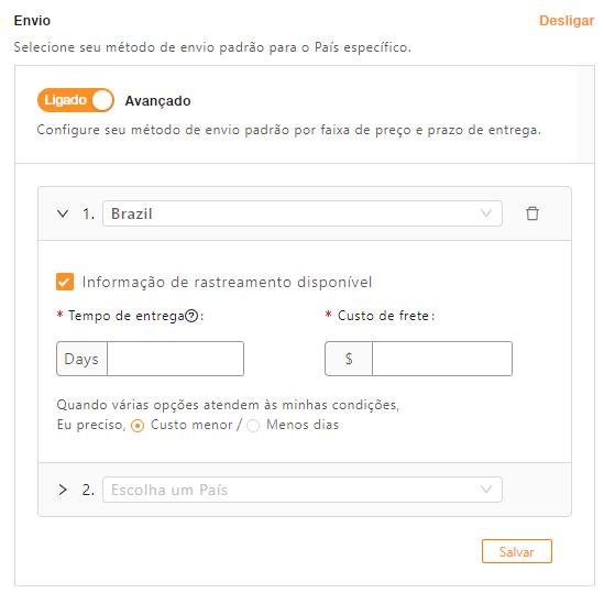 Como configurar sua conta DSers para WooCommerce - 15 - DSers