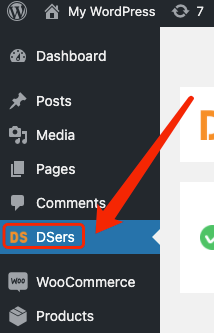 Set tracking for your orders with Woo DSers - Access DSers - Woo DSers