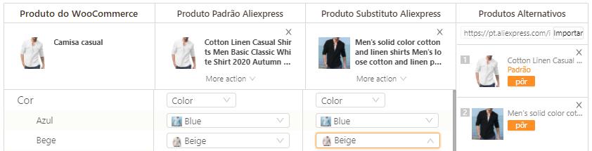 Como mapear meus produtos para o WooCommerce - 23 - DSers