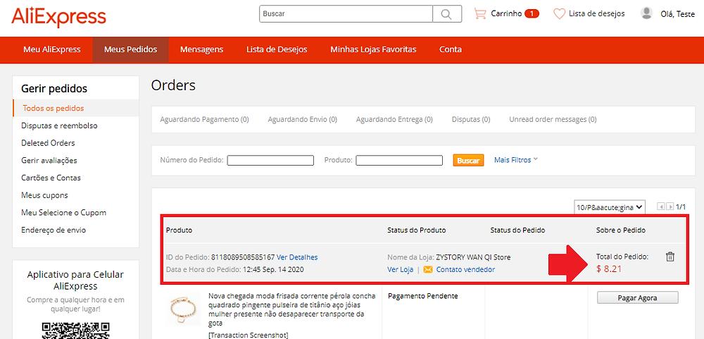 Alterar moeda de pagamento no AliExpress com Woo DSers - 1 - Woo DSers