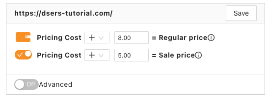Pricing rules with Woo DSers - How Pricing Rules work - Woo DSers