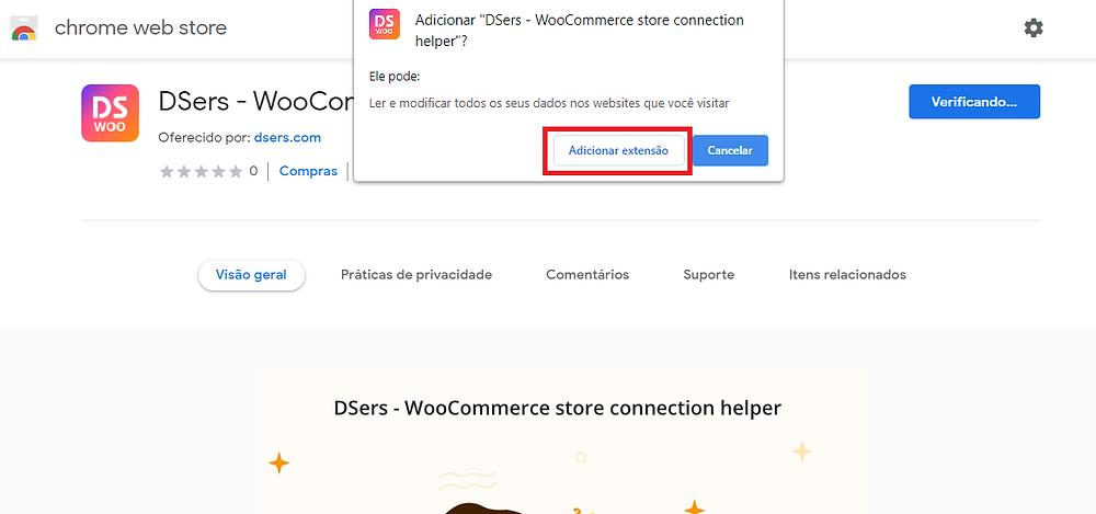 Por que o DSers não consegue se conectar à sua loja com Woo DSers - 5 - Woo DSers